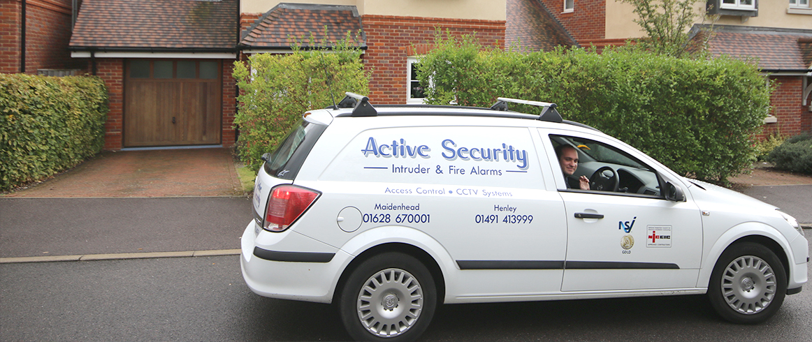 Intruder Alarms Maidenhead